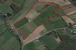 Beautiful arable land in Dromore, Dromahane, Mallow, Co Cork