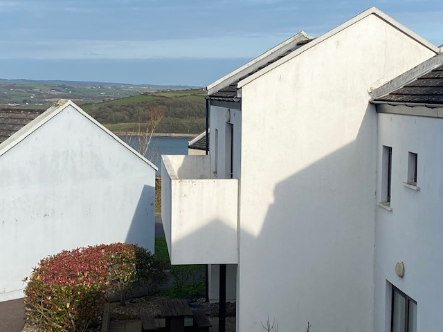 BALCONY UPSTAIRS BEDROOM Villa 16 Carleton Village Youghal Co Cork P36DX80