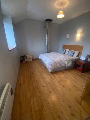bedroom 2 of no 2 carleton villageaa