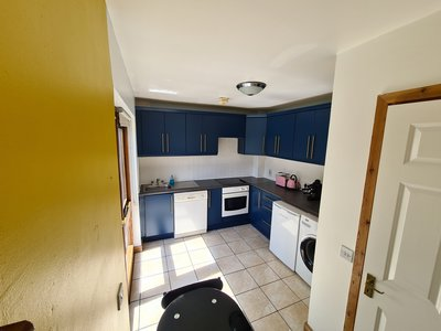 kitchen of no 2 carleton village
